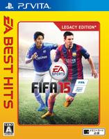 EA BEST HITS FIFA 15 Best版