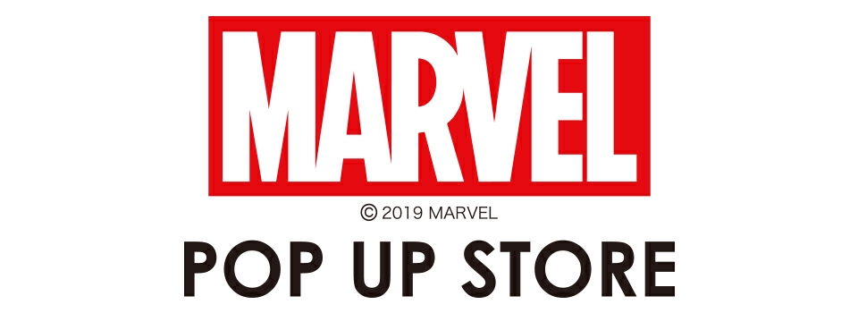 MARVEL POP UP STORE